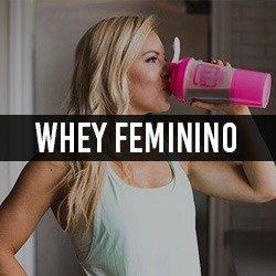 Whey Protein Feminino
