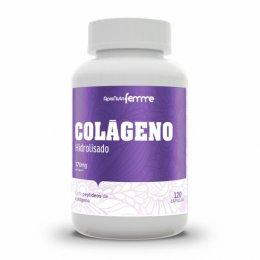 Colágeno Hidrolisado 370mg (120 caps)