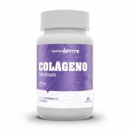 Colágeno Hidrolisado 370mg (60 caps)
