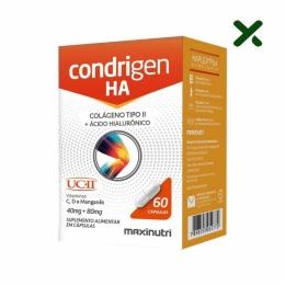 Condrigen HA Colágeno Tipo II + Ácido Hialurônico (60 caps)