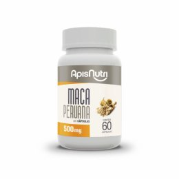 Maca Peruana 550 mg (60 Caps)