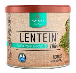 Lentein 100% Proteína de Lentilha (200g)