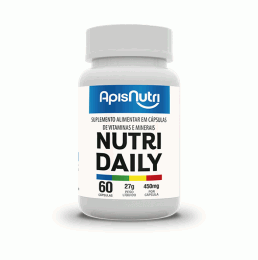 Nutri Daily Polivitamínico A - Z 450mg (60 caps)
